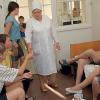 В московских больницах не хватает мест