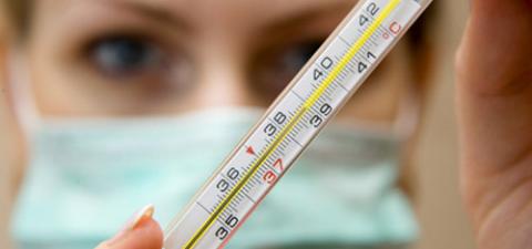 В Минске ежедневно госпитализируют около 60 человек с ОРВИ и гриппом