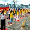В Гонконге свирепствует грипп A/H1N1, ежедневно им заболевают около 500 горожан