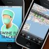 В Гарварде разработали приложение iPhone о свином гриппе