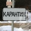 В Украине может быть введен карантин по всей стране