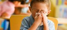 Вторая волна эпидемии: Киевские школы закрывают отдельные классы на карантин