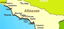 СМИ Грузии: из-за свиного гриппа в Абхазии объявлено чрезвычайное положение