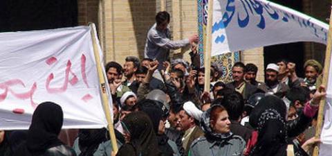 Наплыв шиитских паломников в Кербелу чреват вспышкой свиного гриппа