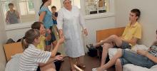 Брестских школьников, выезжавших этим летом за границу, массово проверяют на наличие свиного гриппа