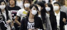 Пятую часть погибших от вируса A/H1N1 в Японии составляют дети до 10 лет
