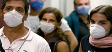 А/Н1N1/ заболели более тысячи россиян. В РФ началась своя циркуляция вируса