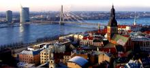 В Латвии уже 386 заболевших свиным гриппом. Бизнес начинает борьбу с A/H1N1