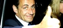 Президент Франции Николя Саркози привился от гриппа А/H1N1
